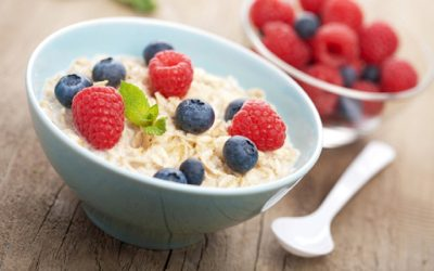 Healthy foods to fuel your Autumn running