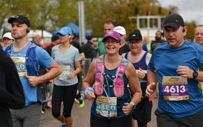 Race Day Nutrition For a Half Marathon