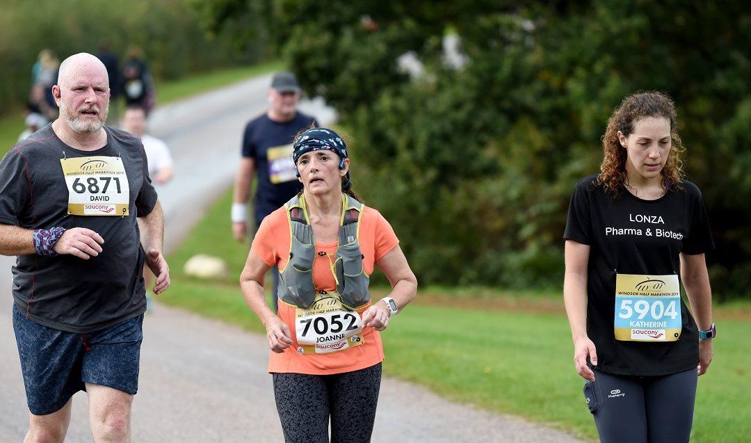 New Years Resolution: Run A Half Marathon