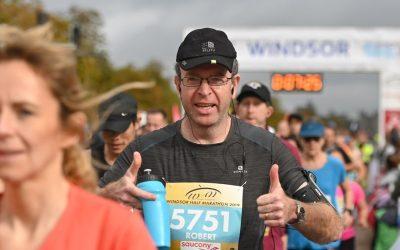 Your 8-week half-marathon training plan