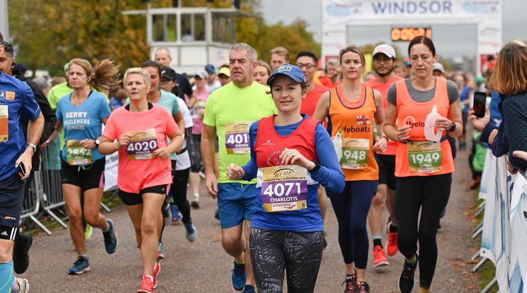 How To Start Training For A Half Marathon
